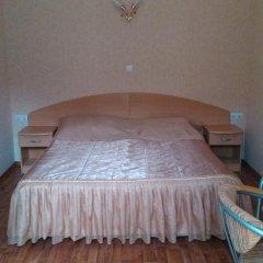 Лукоморье Мини - Отель Стандартный номер с двуспальной кроватью фото 14
