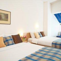 Гостиница Novotel Moscow Centre 4* Улучшенный номер с различными типами кроватей фото 5
