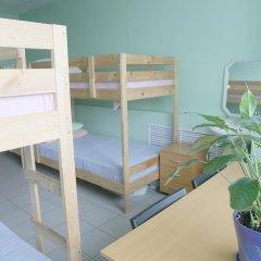 Хостел Эрэл Кровать в общем номере с двухъярусной кроватью фото 12