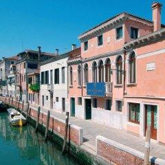 Отель San Sebastiano Garden Венеция приотельная территория