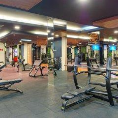 Отель Sea Wind Apartcomplex фитнесс-зал фото 4