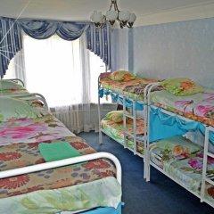 Хостел Достоевский Кровать в общем номере с двухъярусной кроватью фото 28