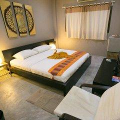 Отель Infinity Guesthouse 2* Номер категории Эконом с различными типами кроватей фото 5
