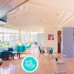 Hotel Costa Blanca Resort Рохалес интерьер отеля