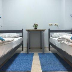 Хостел Yum Yum Стандартный номер с различными типами кроватей (общая ванная комната)