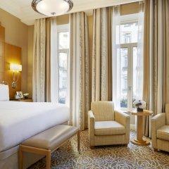 Отель The Savoy 5* Номер Делюкс с различными типами кроватей