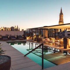 Отель Sant Francesc Hotel Singular Испания, Пальма-де-Майорка - отзывы, цены и фото номеров - забронировать отель Sant Francesc Hotel Singular онлайн бассейн фото 3
