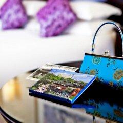 SSAW Boutique Hotel Shanghai Bund(Narada Boutique YuGarden) 4* Номер Делюкс с различными типами кроватей