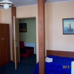 Отель Willa Zbyszko 2* Стандартный номер с двуспальной кроватью фото 5
