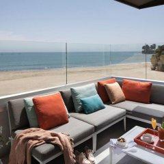 Отель Dream Inn Santa Cruz 4* Стандартный номер с различными типами кроватей фото 6