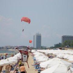 Отель Sunny Beach apartments Elit I Болгария, Солнечный берег - отзывы, цены и фото номеров - забронировать отель Sunny Beach apartments Elit I онлайн пляж
