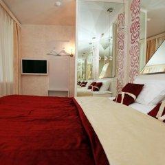 Гостиница Delight 3* Улучшенный номер с разными типами кроватей фото 7