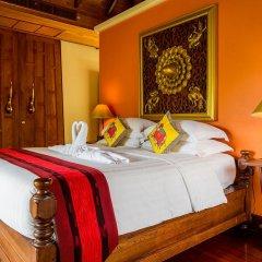 Отель Villa Salika комната для гостей