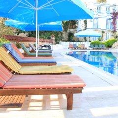 Soothe Hotel Турция, Калкан - отзывы, цены и фото номеров - забронировать отель Soothe Hotel онлайн бассейн фото 2