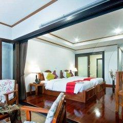 Отель Lipa Bay Resort 3* Улучшенный номер с различными типами кроватей фото 6