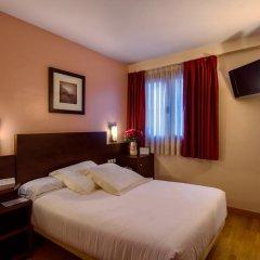 Отель Castro Real Испания, Овьедо - отзывы, цены и фото номеров - забронировать отель Castro Real онлайн комната для гостей фото 4