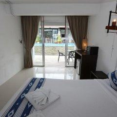 Отель The Nest Resort 3* Улучшенный номер двуспальная кровать фото 9