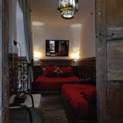 Отель Dar M'chicha 2* Стандартный номер с различными типами кроватей фото 16