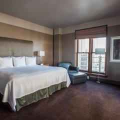 Magnolia Hotel Dallas Downtown 4* Люкс с различными типами кроватей