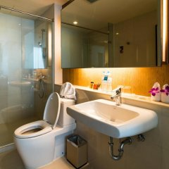 Отель On8 Sukhumvit Nana Bangkok By Compass Hospitality 3* Номер Делюкс фото 3