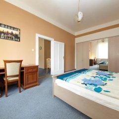 Отель Apartmán Kaiser Чехия, Прага - отзывы, цены и фото номеров - забронировать отель Apartmán Kaiser онлайн комната для гостей фото 5