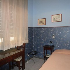 Hotel Delle Camelie 2* Стандартный номер с двуспальной кроватью фото 2