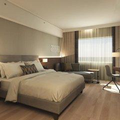 Отель Athens Marriott 5* Улучшенный номер фото 2