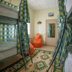 DimAL Hostel Almaty Кровать в общем номере двухъярусные кровати фото 9