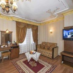 Seven Hills Hotel - Special Class 4* Люкс с различными типами кроватей фото 2