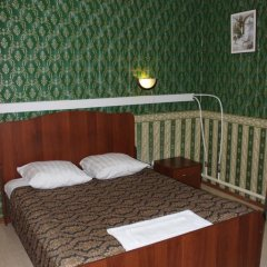 Гостиница Шансон 3* Стандартный номер двуспальная кровать фото 21