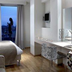 Hotel Olympia Thessaloniki 3* Стандартный номер с двуспальной кроватью фото 7