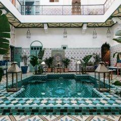 Отель Riad Be Marrakech бассейн