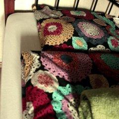 Хостел Джон Леннон Кровать в общем номере с двухъярусными кроватями фото 6