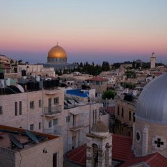 Отель King David Jerusalem 5* Стандартный номер фото 2