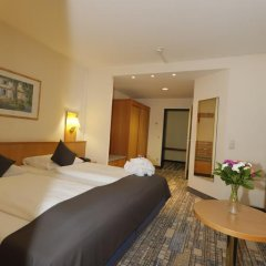 City Hotel Muenchen 3* Номер Делюкс фото 8