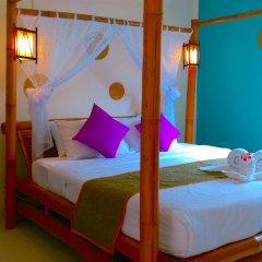 Отель Kantiang Oasis Resort & Spa 3* Улучшенный номер с различными типами кроватей фото 11