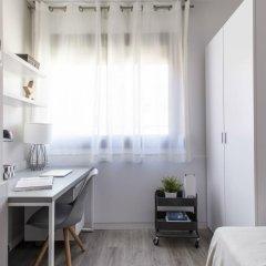 Отель Residencia Universitaria Barcelona Diagonal Стандартный номер фото 6