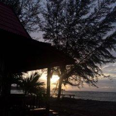 Отель Saladan Beach Resort 3* Бунгало с различными типами кроватей фото 7
