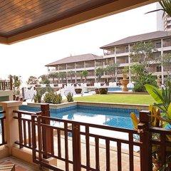 Отель The Heritage Pattaya Beach Resort 4* Номер Делюкс с различными типами кроватей фото 24