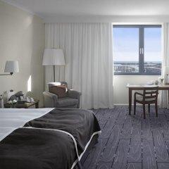 Radisson Blu Waterfront Hotel, Jersey 4* Стандартный номер с различными типами кроватей фото 9