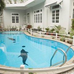 Отель The Moon Villa Hoi An 2* Стандартный номер с различными типами кроватей фото 14