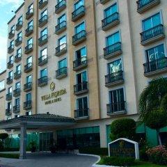 Hotel Villa Florida 3* Люкс с различными типами кроватей фото 4
