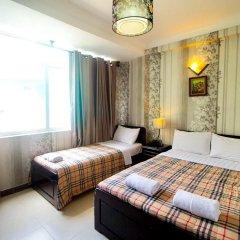Nguyen Khang Hotel 2* Номер Делюкс с различными типами кроватей фото 6