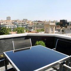 Отель Madrid Rental Flats балкон