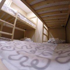 Хостел Дом Аудио Кровати в общем номере с двухъярусными кроватями фото 19