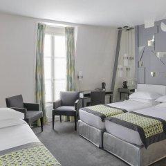 Отель Hôtel A La Villa des Artistes 3* Стандартный номер с различными типами кроватей фото 5