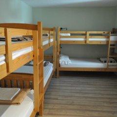 Mad4you Hostel Кровать в общем номере с двухъярусной кроватью фото 10