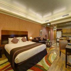Al Khoory Hotel Apartments Студия с различными типами кроватей фото 8