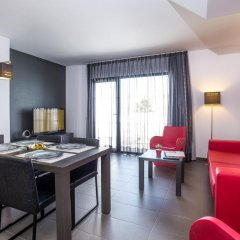 Отель Migjorn Ibiza Suites & Spa комната для гостей фото 5