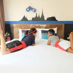 Отель Bann Sabai Rama Iv 3* Стандартный номер фото 9